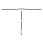 FM Ribbon Aerial with Coaxial Plug and 1.8m Lead
