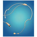 Eagle Flesh Coloured Discreet Electret Condenser Headset Microphone (3.5 mm jack)