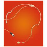 Eagle Flesh Coloured Discreet Electret Condenser Headset Microphone (4 Pin Socket)