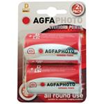 AGFA PHOTO Zinc Chloride Battery