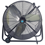 """Prem-I-Air 30"""""""" (75 cm) Portable Drum Fan"""
