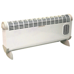 Prem-I-Air  Bajo  2.5kW Convector Heater With Turbo Fan