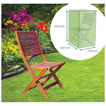 St Helens Home and Garden Water Resistant Garden Chair Cover
