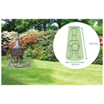 St Helens Home and Garden Water Resistant Chiminea Cover