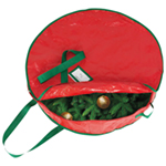 St Helens Home and Garden Seasonal Wreath Storage Bag