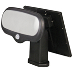Luxform Lighting Buenos Aires Solar LED Security Wall Light with PIR