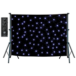 NJD LED Star Cloth Kit (8 x 4.5 m)