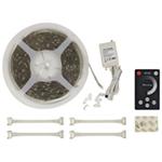 NJD White LED Tape Light Kit with 150 x 5050 LEDs (5m)