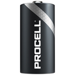 Duracell Procell Alkaline Batteries. Box of 10