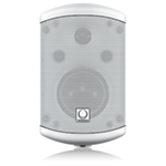 """Turbosound IMPACT TCI32-T-WH Pair of 2 Way 3.5"""""""" 100v Line / 16 ohm Loudspeakers (White)"""