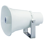 TOA SC615 Rectular Horn Speaker With Bracket 15W