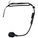 Trantec SJ-33 Headworn Microphone with 3.5 mm Jack Plug
