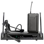 Trantec S4.04-A-EB GD5 Standard Headset System (Mic-SJ33 Supplied)