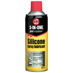 3 in 1 400ml Silicone Spray Lubricant