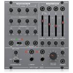 Behringer 305 EQ/MIXER/OUTPUT 100 Series  Legendary Analog Parametric EQ, Mixer and Output Module for Eurorack